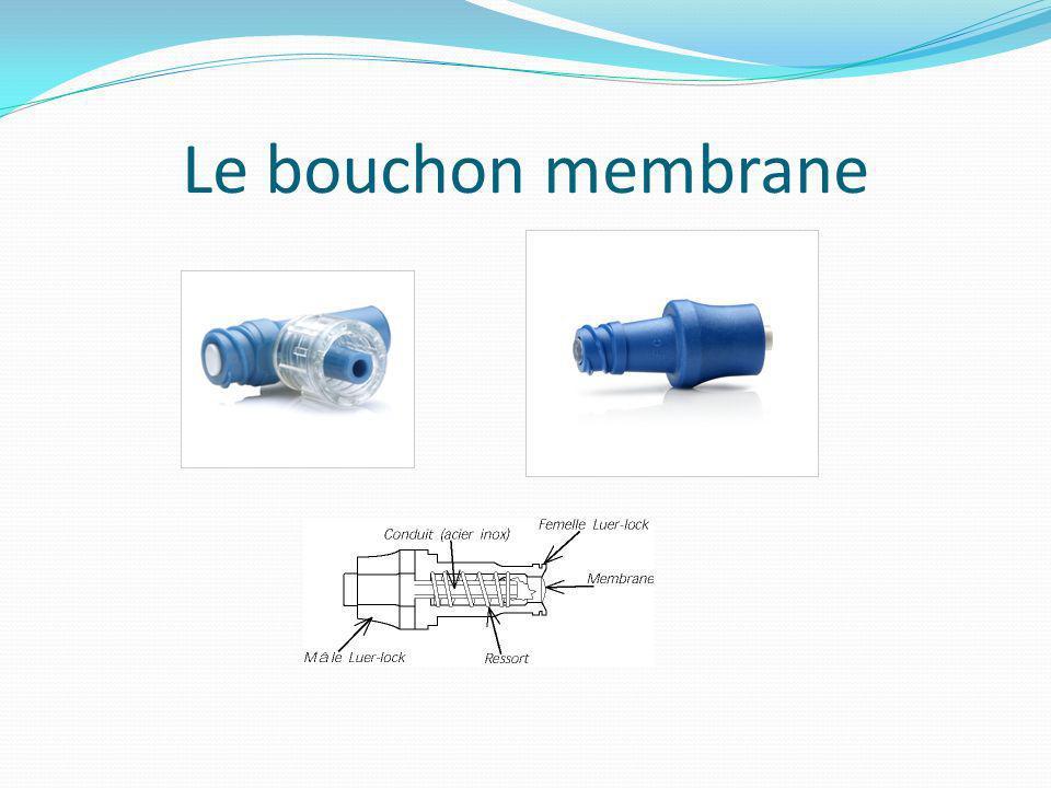 Le bouchon membrane