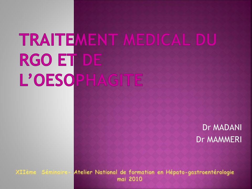 Dr MADANI Dr MAMMERI