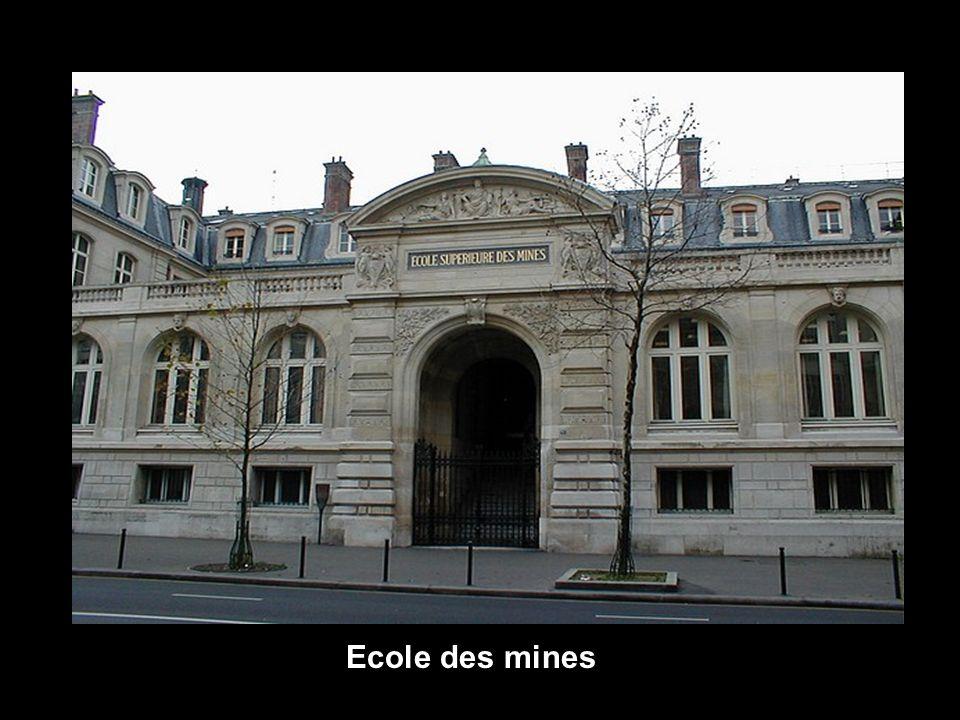 Ecole des mines