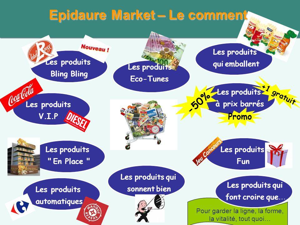 Les produits Eco-Tunes Les produits Bling Les produits V.I.P Les produits
