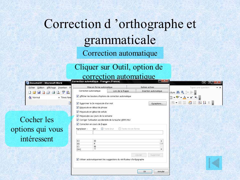 Correction du texte Correction d orthographe et grammaticale.Correction d orthographe et grammaticale