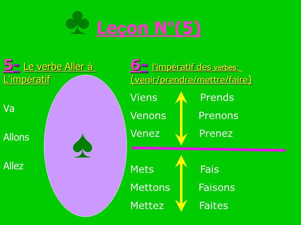 EXERCICES N° (3/4) 3 - C onjugue les verbes entre parenthèses au présent de lindicatif A- Vous (chanter) pendant la fête. B- Je (parler) de cette hist