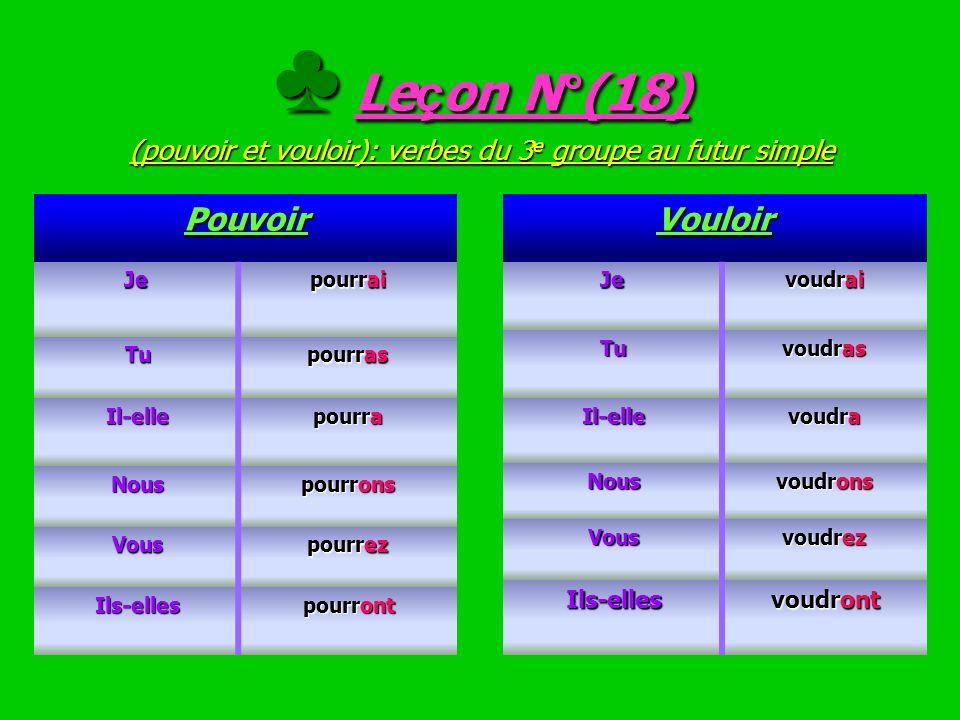 EXERCICE N°(17) Mets les verbes entre parenth è ses au pr é sent de l indicatif EXERCICE N°(17) Mets les verbes entre parenth è ses au pr é sent de l