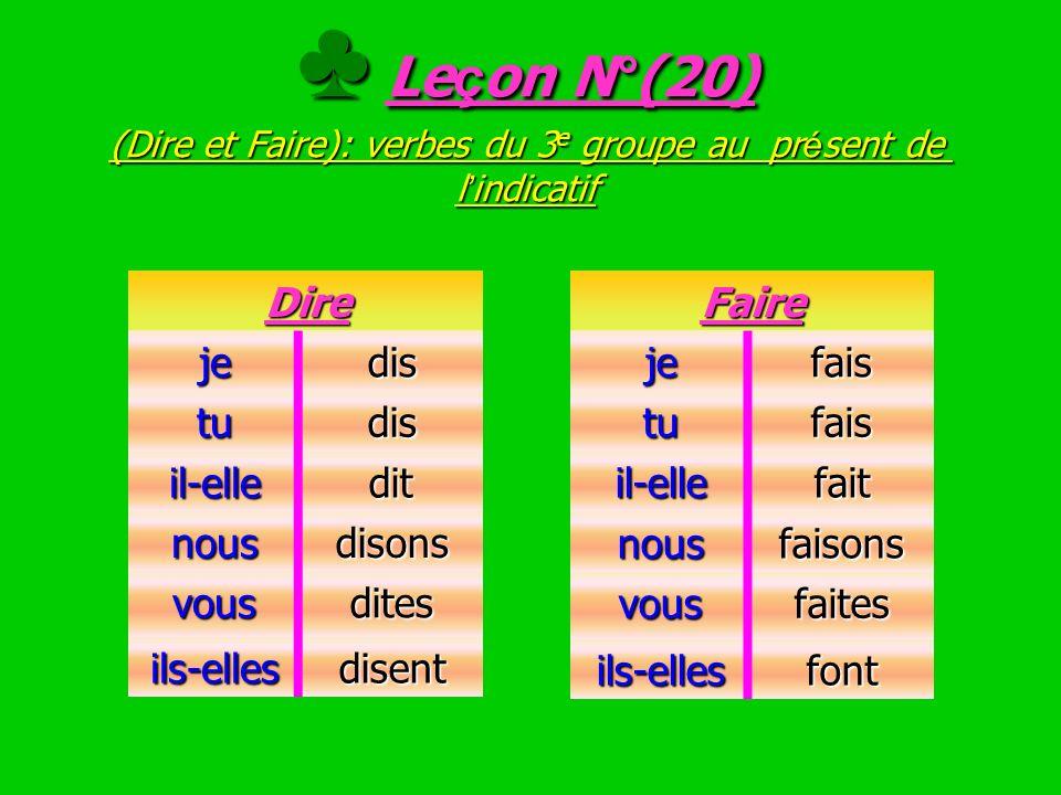 EXERCICE N°(19) Conjugue les verbes entre parenth è ses au pass é compos é EXERCICE N°(19) Conjugue les verbes entre parenth è ses au pass é compos é