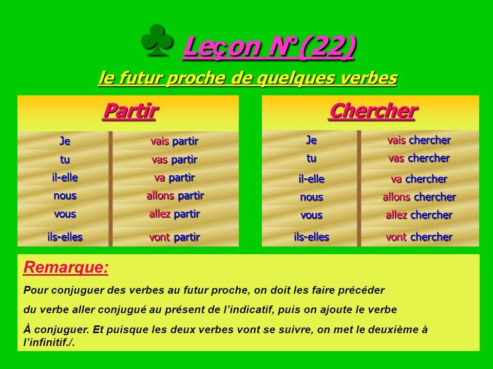 EXERCICE N°(21) Conjugue les verbes entre parenth è ses au pass é compos é EXERCICE N°(21) Conjugue les verbes entre parenth è ses au pass é compos é