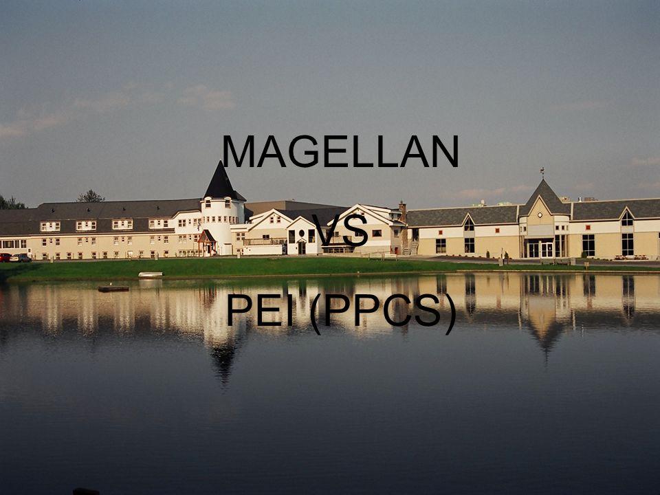 MAGELLAN VS PEI (PPCS)