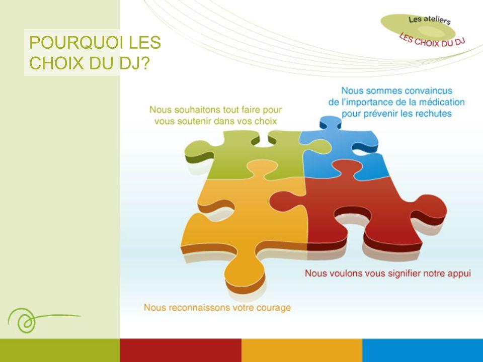 POURQUOI LES CHOIX DU DJ?