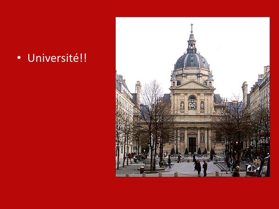 Université!!