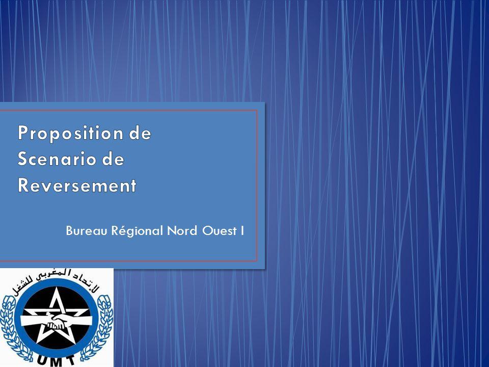 Bureau Régional Nord Ouest I