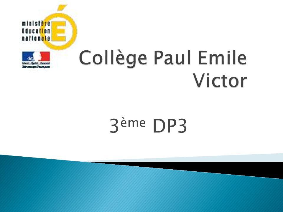 3 ème DP3