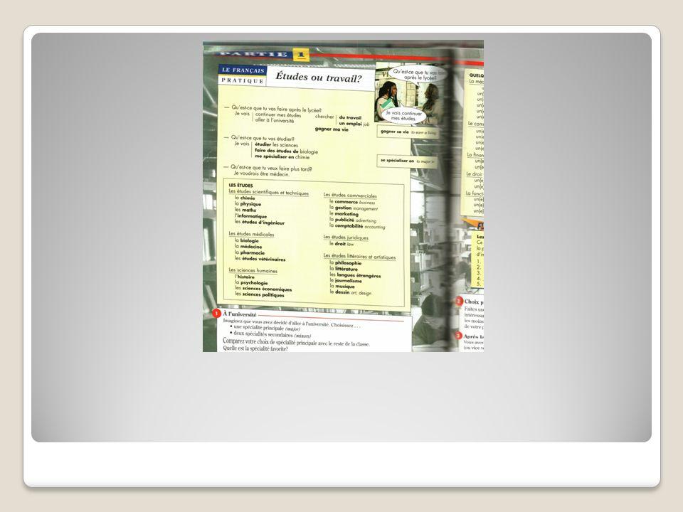 Francais 3 Regulier (1 Oral Formative Assessment, 1 Written Formative Assessment, 1 Vocab Quiz Formative Assessment and 200 pts Classwork Assignment) March 3-21; 3 weeks Lisez chaque page, dites-moi en anglais de quoi larticle parle en 10 a 15 phrases.