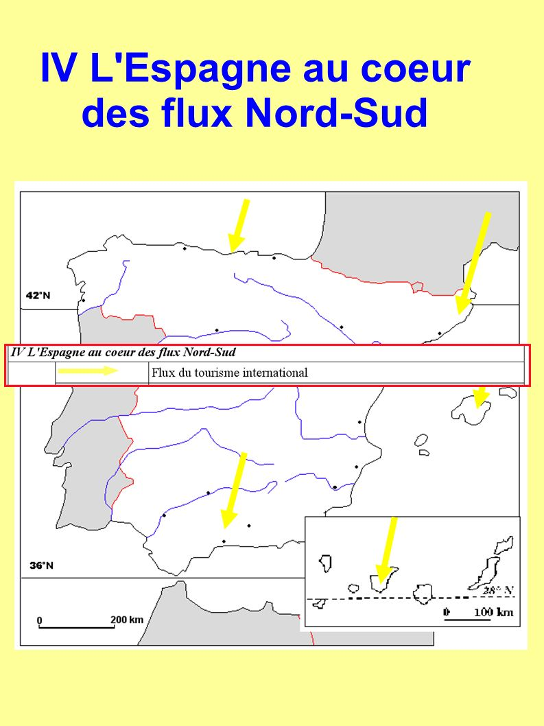 IV L'Espagne au coeur des flux Nord-Sud