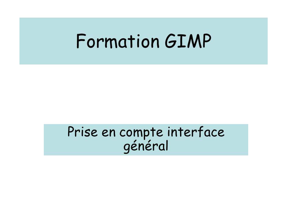 Formation GIMP Ne pas garder la coche !.Cest ok .