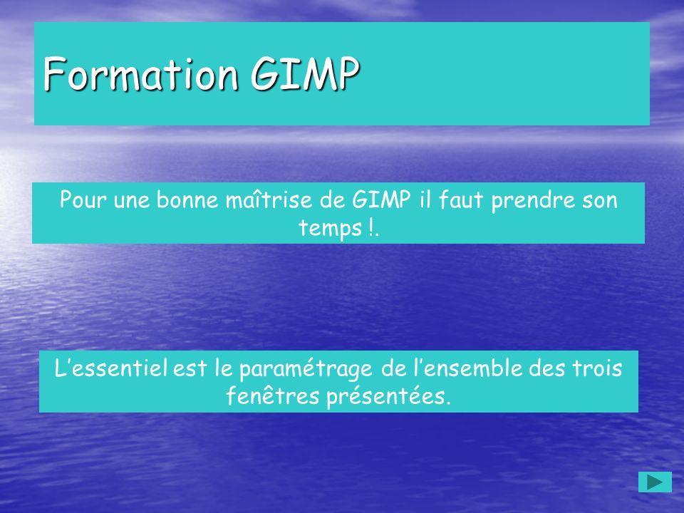 Formation GIMP Permettre laffichage des guides Pour créer le guide