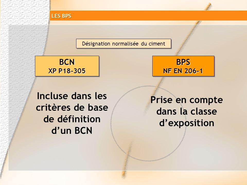 F F S1 Classes de consistance BCN XP P18-305 BPS NF EN 206-1 Les classes daffaissement au cône dAbrams sont les suivantes : S1 S2 S3 S4 S5 Affaissemen