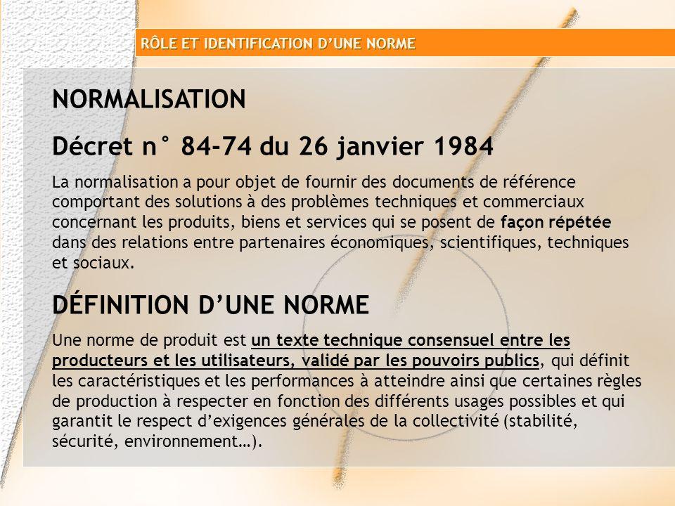 1.Situation de la norme NF EN 206-1 dans le contexte normatif et réglementaire