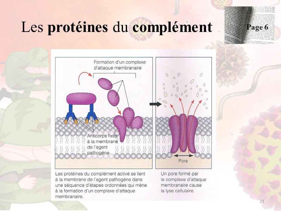 Les protéines du complément Page 6 23