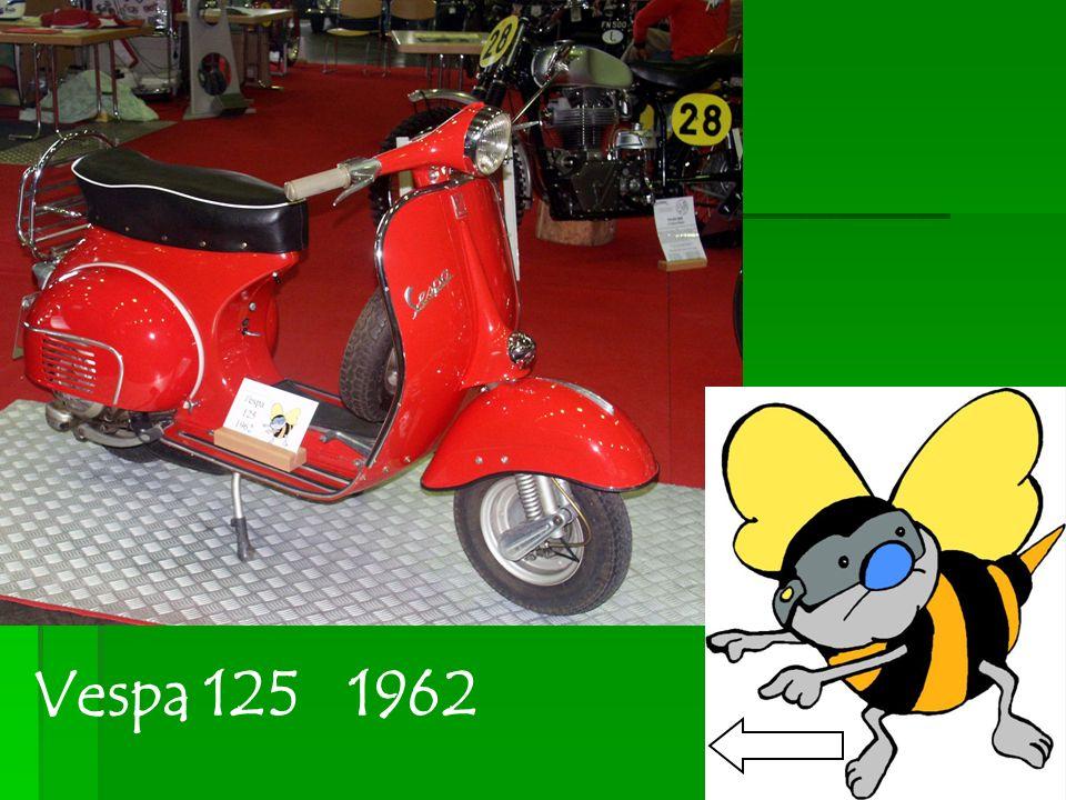 Vespa 125 1962