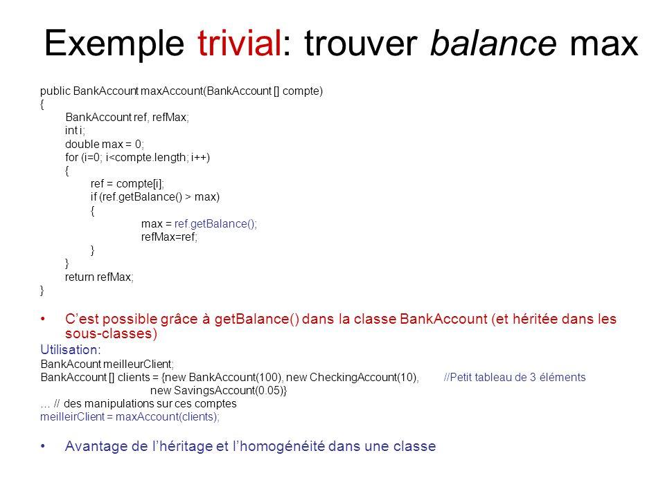 Exemple dinterface en Java Collection