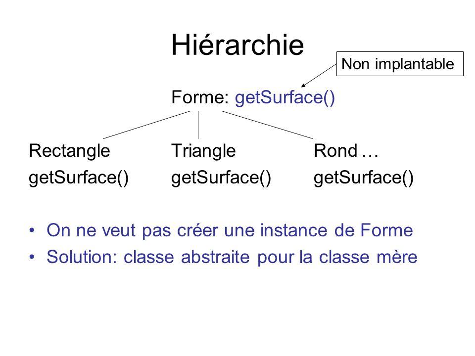 ArrayList java.util Class ArrayList java.lang.Object java.util.AbstractCollection java.util.AbstractList java.util.ArrayList All Implemented Interfaces: SerializableSerializable, Cloneable, Iterable, Collection, List, RandomAccessCloneableIterableCollection ListRandomAccess Hiérarchie des classes