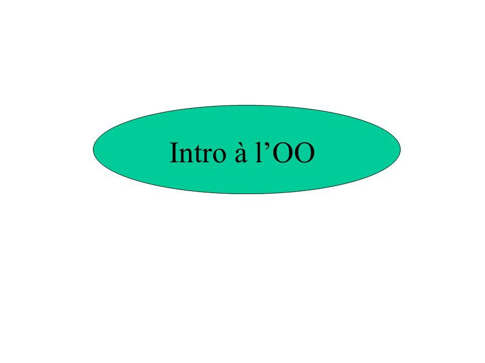 Intro à lOO