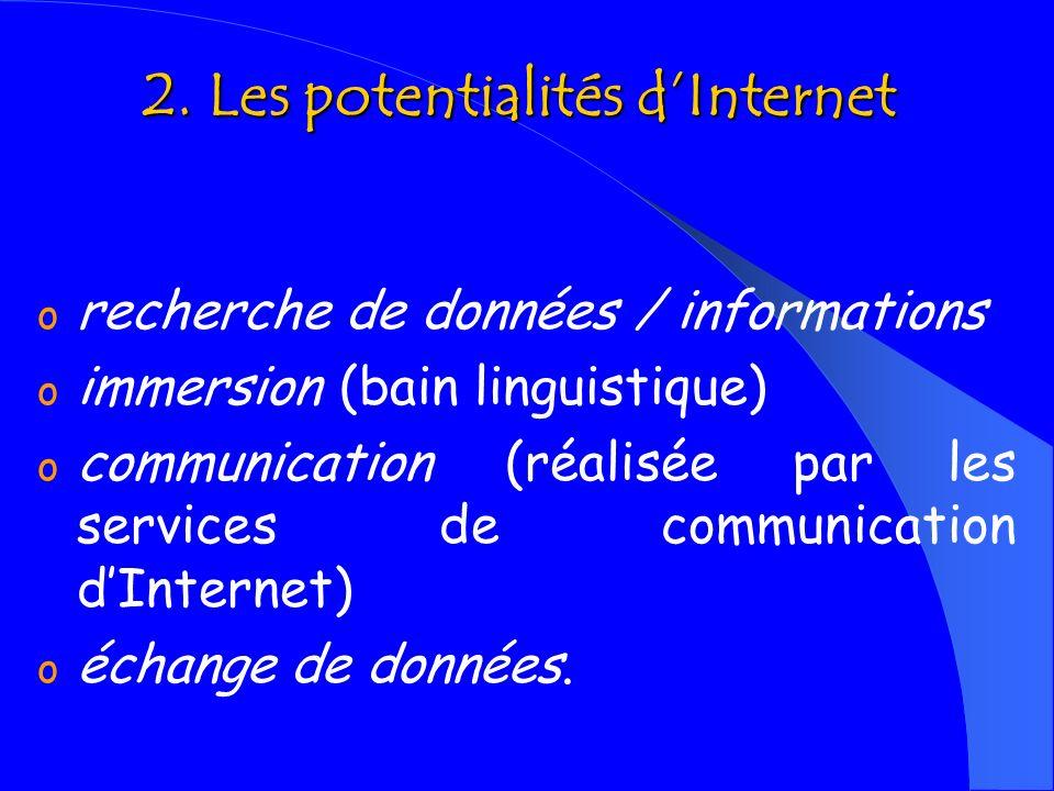 1. Les fonctionnalités des ressources multimédia interactivité (technologique) interaction hypertextualité (hypertexte/hypermédia) multiréférentialité