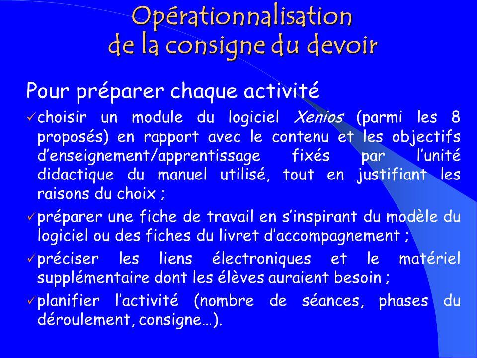 Les devoirs de 17 étudiants de lUOH (2003-04 ) dans le cadre du module « La technologie dans lenseignement du Français » de la formation Spécialisation post-universitaire des professeurs de F.L.E.