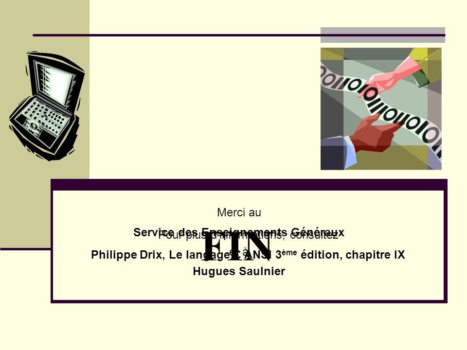 Résumé VARIABLE VISIBILITÉ :LOCALEEXTERNE EMPLACEMENT :REGISTRE (register) PILE (auto) PERMANENTE (static) PERMANENTE (extern)