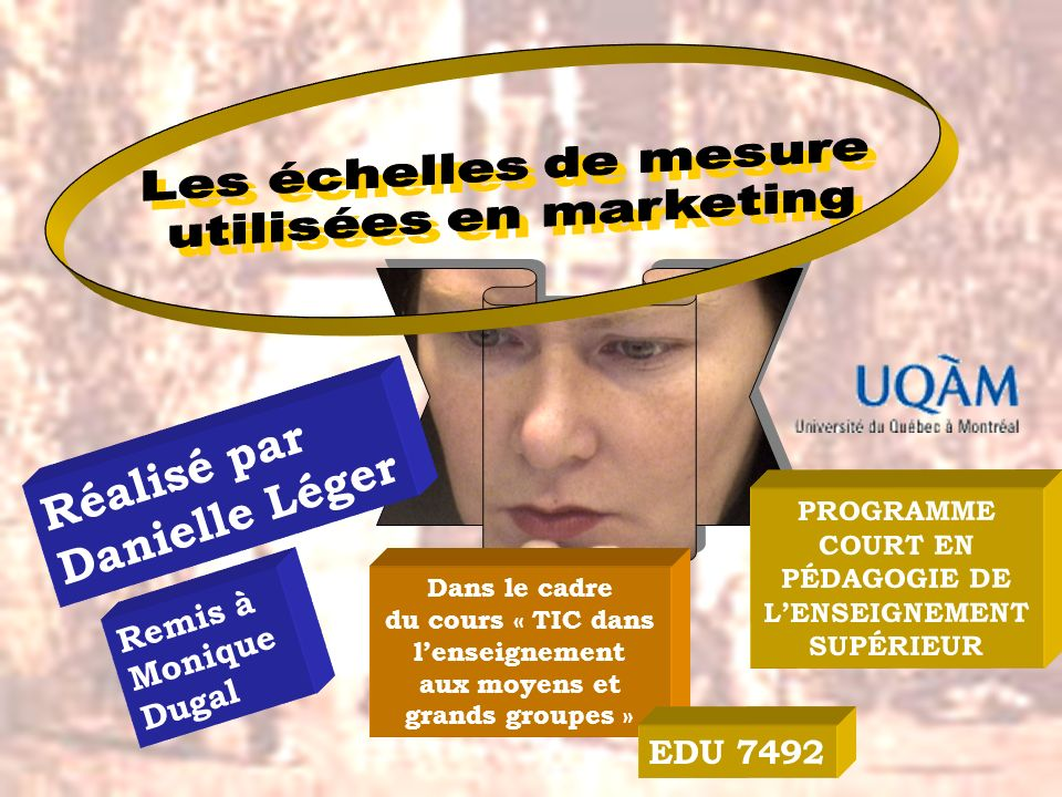 19 février 2002 marketing - Danielle Léger 17