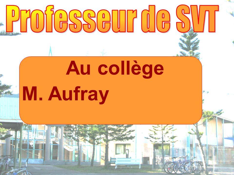 Au collège M. Aufray