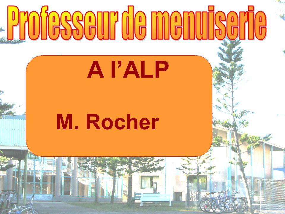 A lALP M. Rocher