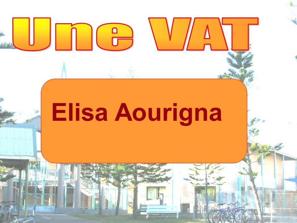 Elisa Aourigna