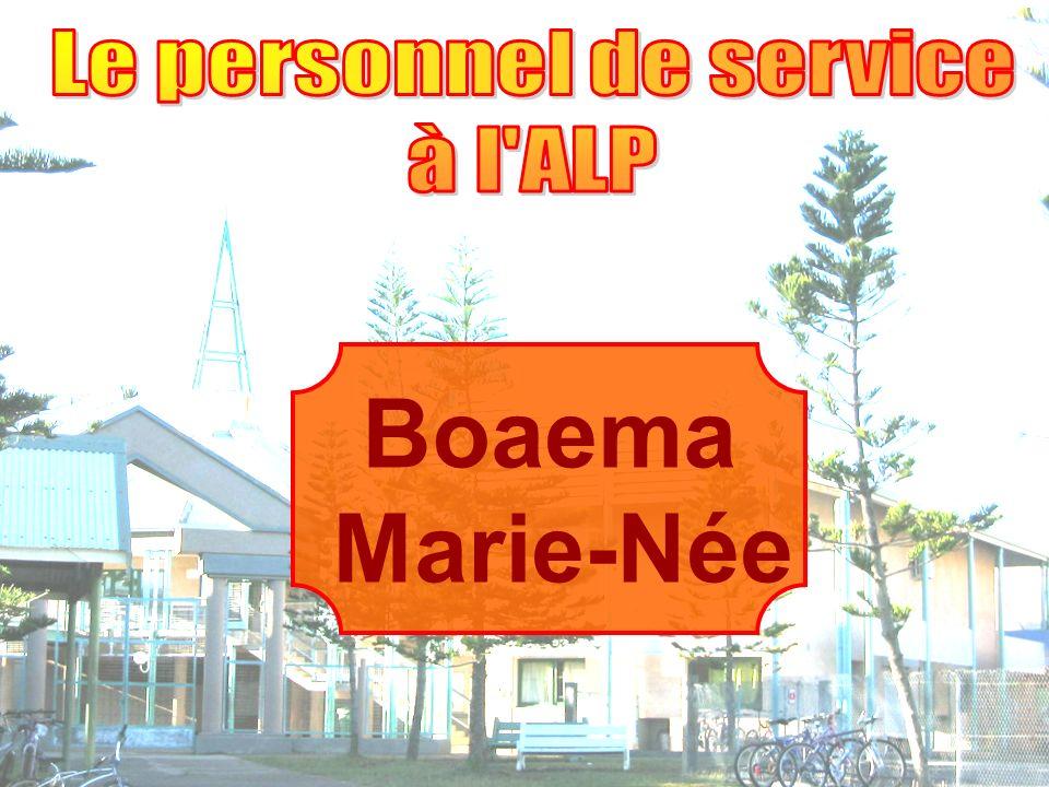 Boaema Marie-Née