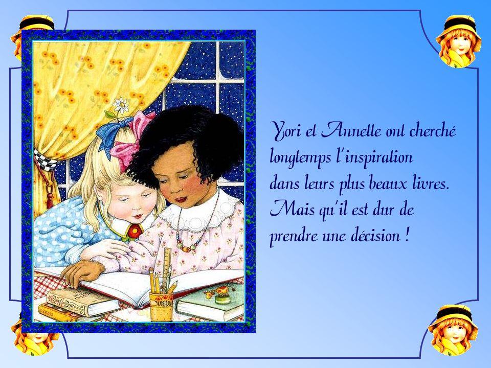Quant aux triplés, Jeannot veut aussi tenter le découpage, Jeannette fait croquis sur croquis, et Jean… Jean sen moque complètement !
