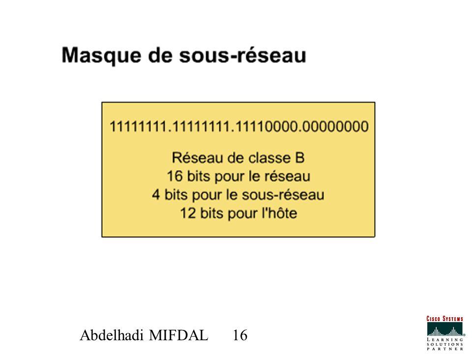 16 Abdelhadi MIFDAL