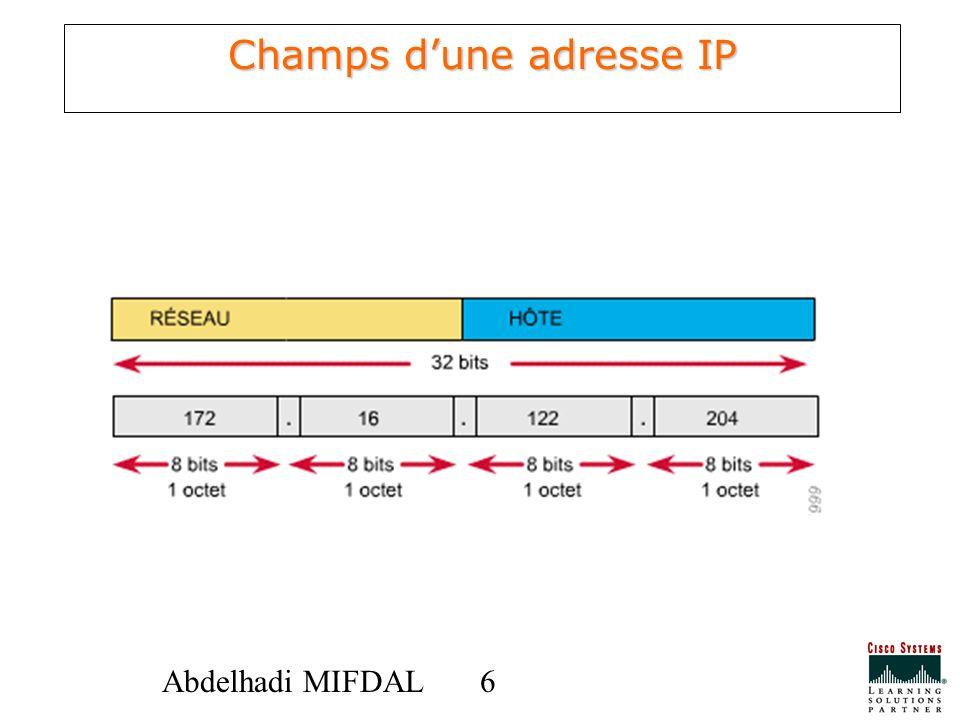 66Abdelhadi MIFDAL Champs dune adresse IP