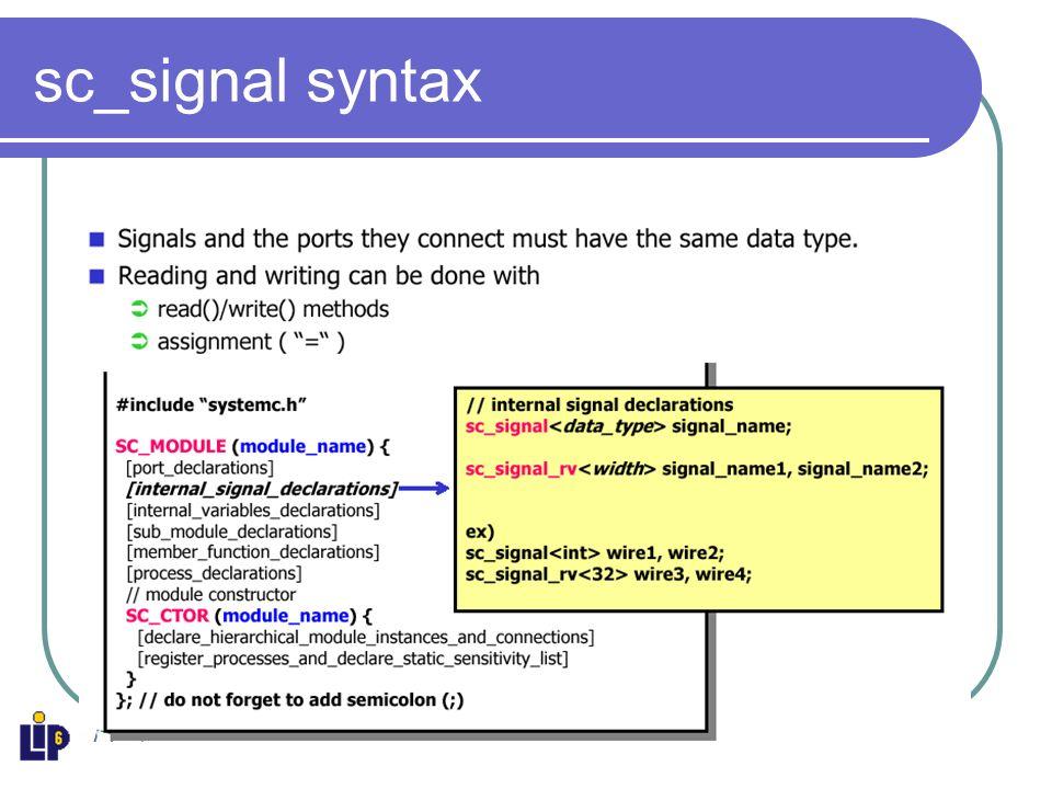 sc_signal syntax