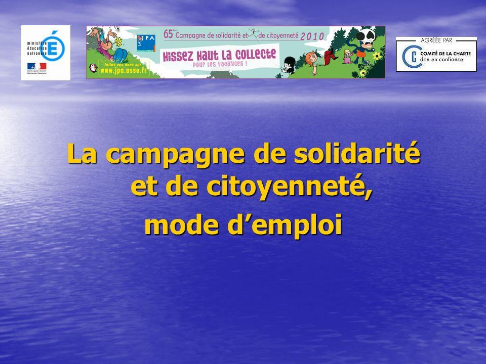 Utilisez le livret « La Campagne de La JPA » Il est gratuit, largement distribué dans les établissements et téléchargeable sur le site Internet de La JPA : wwww wwww wwww....