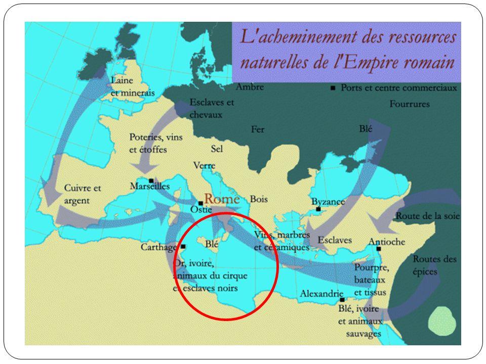MODULE 4 – LA ROMANISATION OBJECTIF 4 – COMPRENDRE LA PÉRIODE… D-LIMPÉRIALISME DE ROME :