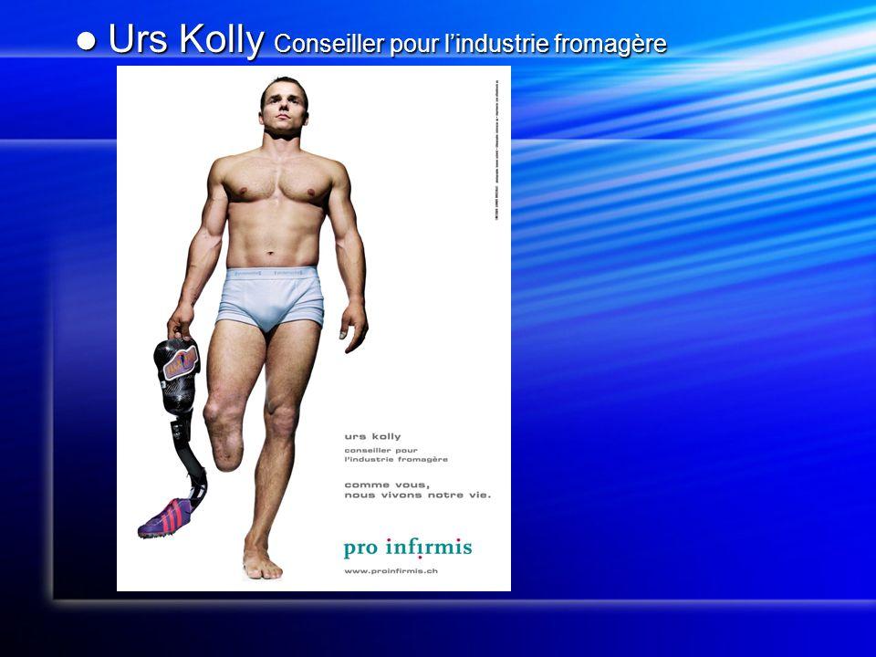 Urs Kolly Conseiller pour lindustrie fromagère Urs Kolly Conseiller pour lindustrie fromagère