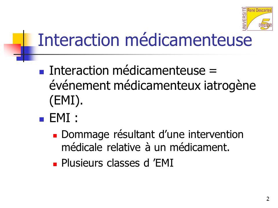 13 Matériel & méthodes Matériels : fichiers des interactions entre le 1er septembre 2002 et le 31 août 2003.