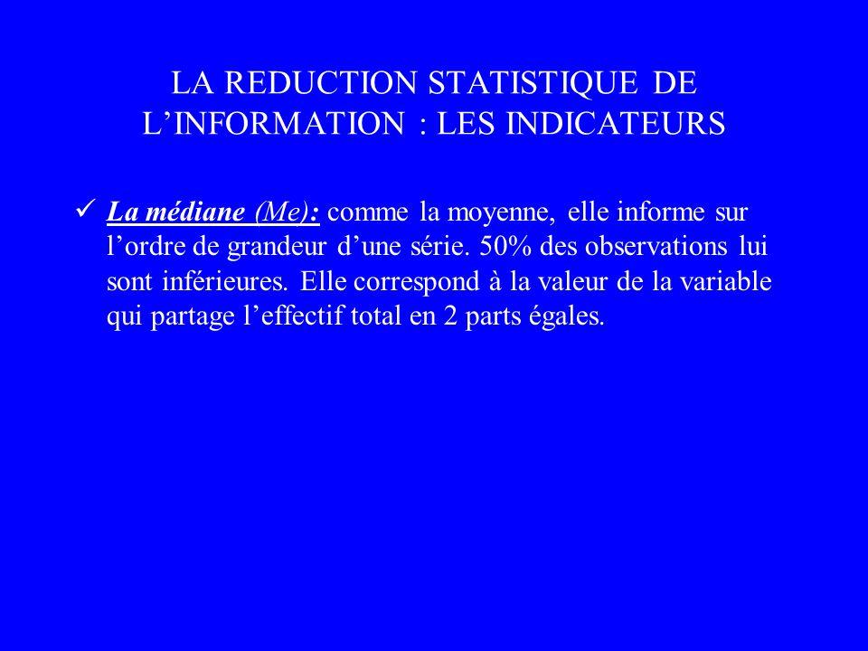 LA REPRESENTATION DES SERIES STATISTIQUES Les signes de volumes proportionnels (3D) : la hauteur varie en fonction des quantités à représenter.