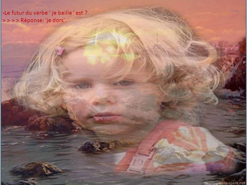 Mots d enfants Trouvés sur le Net DIDIER BARBELIVIEN La rentrée des classes