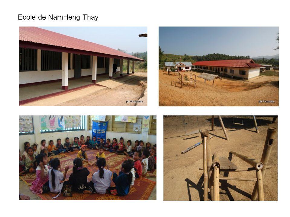 Ecole de NamHeng Thay