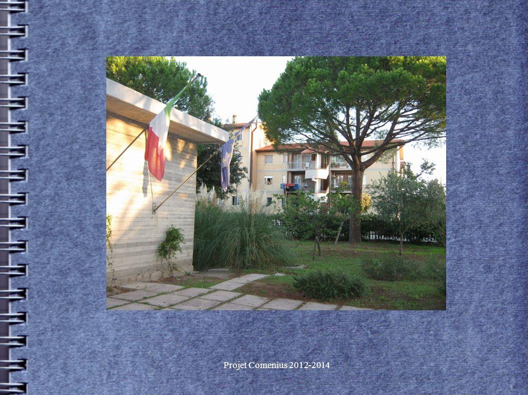 Projet Comenius 2012-2014