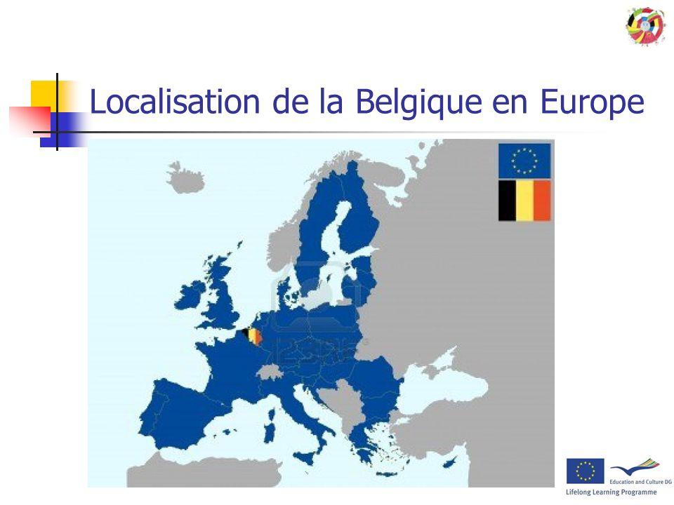 La Belgique (België) La Flandre (Vlaanderen)