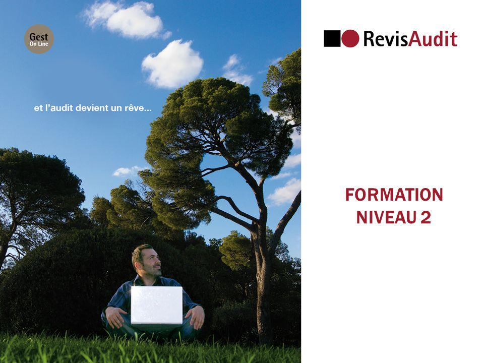 FORMATION NIVEAU 2