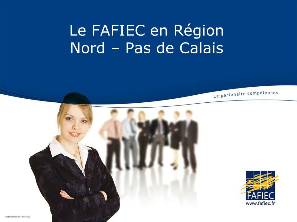 Le FAFIEC en Région Nord – Pas de Calais