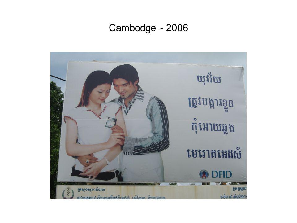 Cambodge - 2006