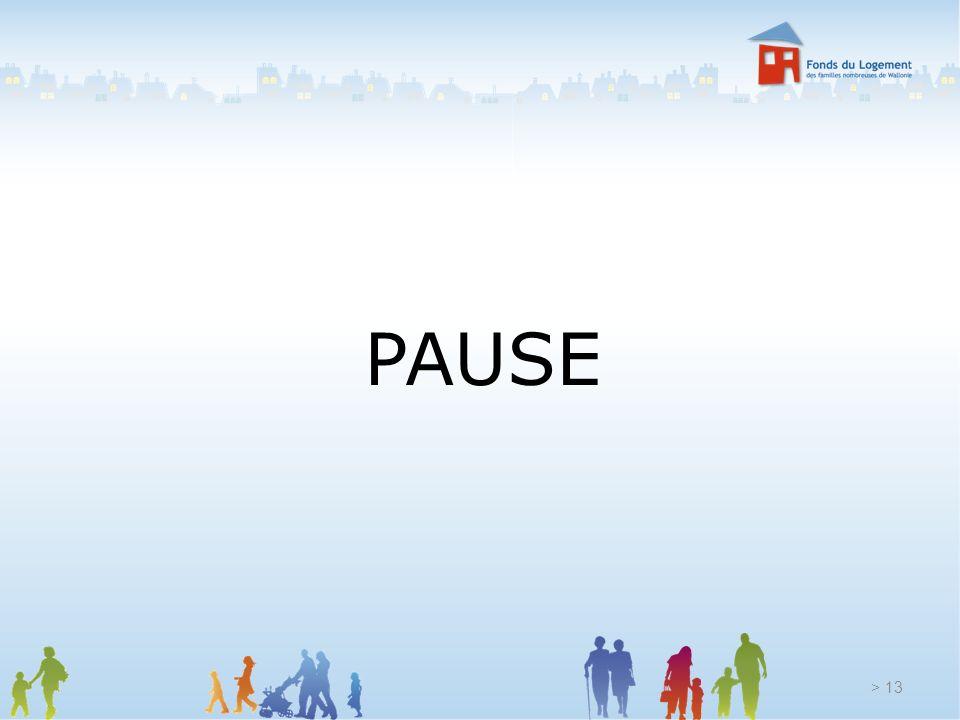 PAUSE > 13
